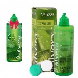 ALVERA solution with Aloe Vera 350 ml +gift 60ml