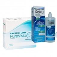 PureVision 2 HD + solution Renu 360ml