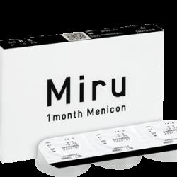 Miru 1 month Menicon (1 lens)