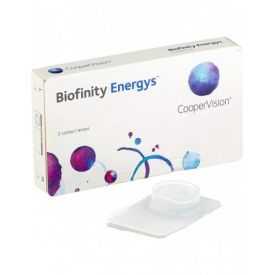 Biofinity Energys  (1 bx. х 3 pcs.)