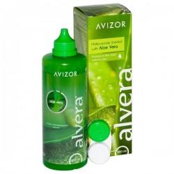 ALVERA solution with Aloe Vera 100 ml