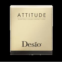 DESIO ATTITUDE  3 Tones 2 pcs.
