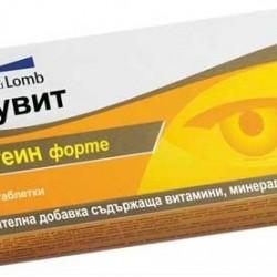 Ocuvite Lutein Forte eye vitamins