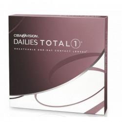 Dailies Total 1- 90pcs.