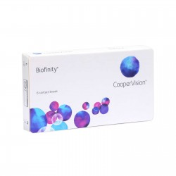 Biofinity (1 box x 6)