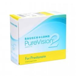 PureVision 2 for Presbyopia (1 pc.)