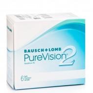 PureVision 2 HD (1 box. x 6 lens)