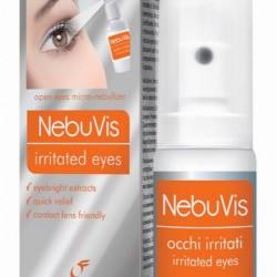 Spray NebuVis Euphrasia 10ml (with hellebore)